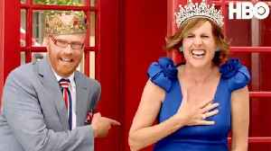 News video: Will Ferrell & Molly Shannon's Live Royal Wedding Coverage for HBO + More Stories Trending Now