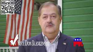 News video: Don Blankenship: 'Ditch Mitch' | Campaign 2018