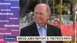News video: Plosser Says It's a Puzzle U.S. Hasn't Had More Inflation