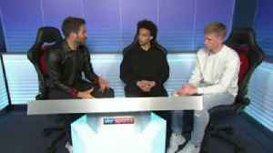 News video: Match Zone: Sane and De Bruyne