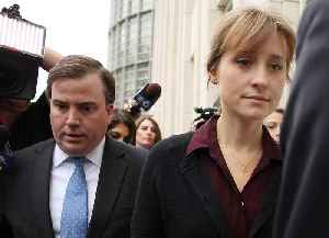 News video: Copy of: Allison Mack trial set to get even bigger as another indictment looms
