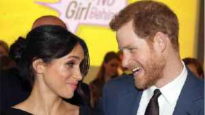 News video: Lifetime Sets Air Date For Harry And Meghan TV Movie