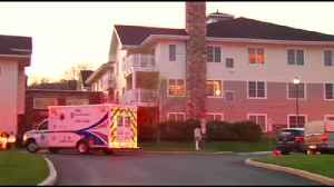 70 people displaced by fire in Cumru; woman badly burned
