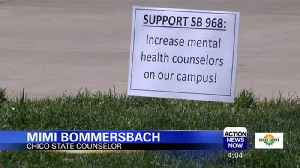 News video: Chico State Encouraging More Support for Senate Bill 968