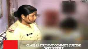 News video: Class 12 Student Commits Suicide Over Result