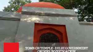 News video: Tomb Or Temple - Delhi Government Orders Investigation