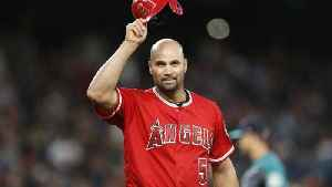 News video: Albert Pujols joins exclusive club with 3,000th career hit