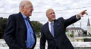 News video: Mitch Landrieu looks back on eight years of ups and downs as New Orleans' mayor