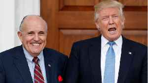 News video: Giuliani Defends Legality Of Porn Star Payment