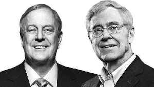 News video: Koch Brothers' Money went to George Mason University to Influence US Government