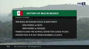 News video: A brief history of the MLB in Mexico