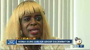 News video: Transgender woman suing gym for discrimination
