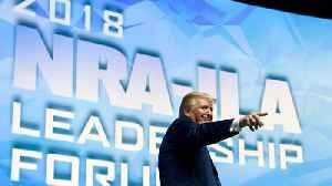 News video: Watch Trump's full speech at the NRA Convention
