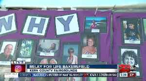 News video: 27th Annual Relay For Life