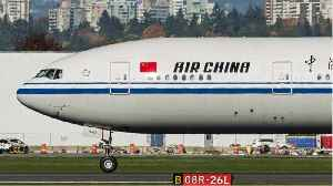 News video: White House Condemns China For 'Coercing' Airlines On Taiwan Language