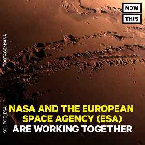 News video: NASA Is Planning To Bring Some Of Mars Back To Earth