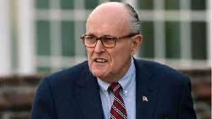 News video: Giuliani Talking And Talking About North Korea Promised Americans