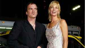 News video: Uma Thurman Would Work With Quentin Tarantino Again