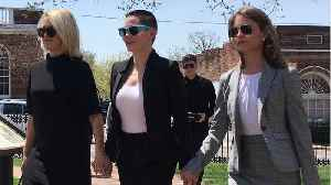 News video: Rose McGowan May Face Cocaine Charges