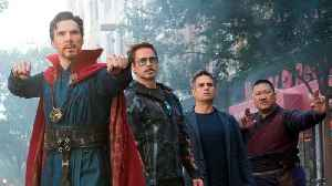 News video: 'Avengers: Infinity War' Holds Onto No. 1 Spot At Box Office