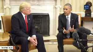 News video: Report: Trump Team Hired Private Investigators To Target Obama Officials Over Iran Deal