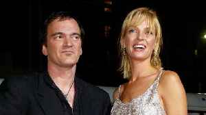 News video: Uma Thurman Says She'd Still Work With Quentin Tarantino
