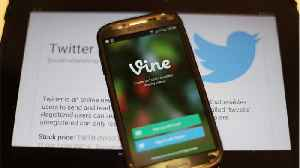 News video: Vine 2 Is Put On Hold Forever