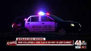 News video: Lee's Summit police investigate homicide along I-470