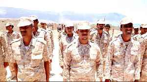 News video: Saudi team in Socotra as UAE presence angers Yemen