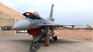 News video: Iraqi Air Strike Targets Islamic State Position In Syria