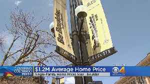 News video: 'Global Affordability' & Out-Of-Town Buyers Thrust Home Prices Up