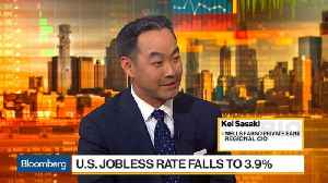 News video: Unemployment Stuns in U.S. Jobs Reports