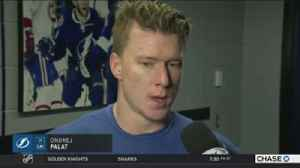 News video: Ondrej Palat on what the keys were to closing out the Bruins