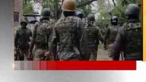 News video: 5 terrorists killed in an encounter with security forces in J&K