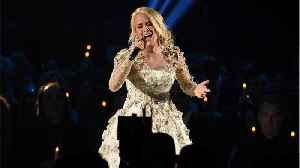 News video: Carrie Underwood Sheds Tears In Music Video After Accident