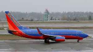 News video: Southwest Plane Collides With Truck In Baltimore