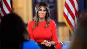 Melania Spends Little To No Time With Trump?