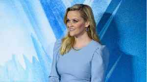 News video: Reese Witherspoon Plays Fortnite?
