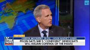 News video: House Majority Leader Delivers Blunt Bad News to Nancy Pelosi