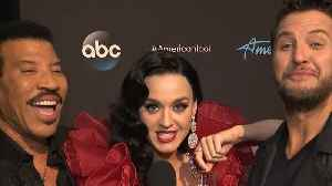 News video: Katy Perry Wants 'Bigger Hair, Better Dresses' on 'American Idol' Season Two (Exclusive)
