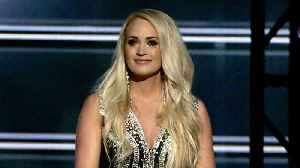 News video: Carrie Underwood Proves You Can 'Cry Pretty' In First Music Video After Face Injury
