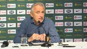 News video: Van Marwijk opts for uncapped Karacic in preliminary Socceroos World Cup squad