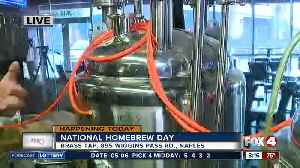 News video: Celebrate National Homebrew Day