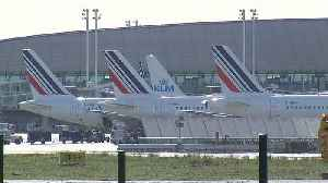 News video: Air France-KLM shares fall after CEO announces his resignation