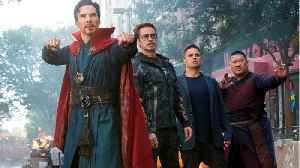 News video: 'Avengers: Infinity War' Crosses $1 Billion