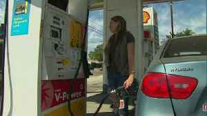 News video: NYC Gas Tops $3 a Gallon as Prices Rise Nationwide