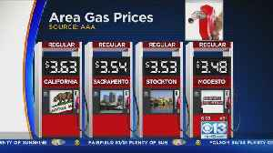 News video: Gas Prices Rising -- With Even Higher Prices On The Horizon
