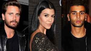 News video: Kourtney Kardashian SHADES Younes By Comparing Him To Scott Disick!