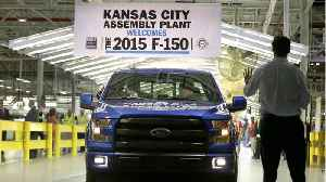 News video: Ford Workers Face Temp Layoffs In Kansas City