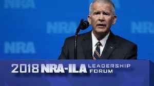 Retired Marine Lt. Col. Oliver North Named NRA President